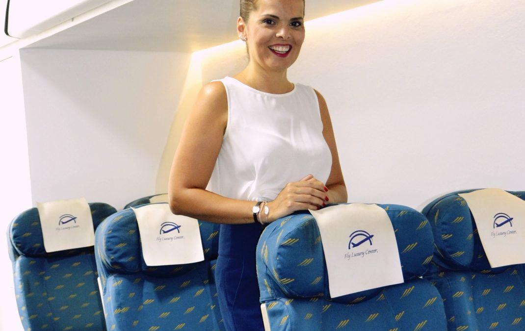 Fly Luxury Crew – Sonia Díaz Armas